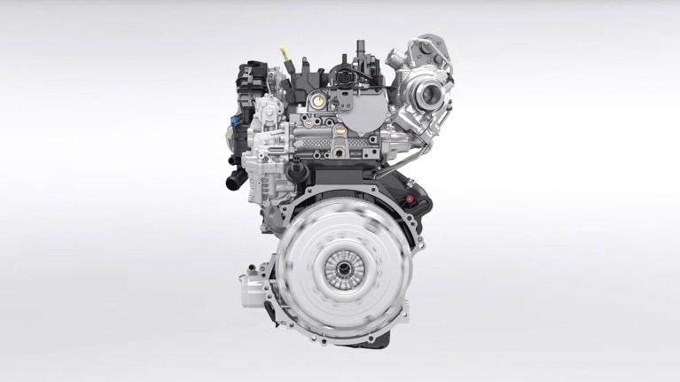 Transit Custom 2.0L TDCi engine