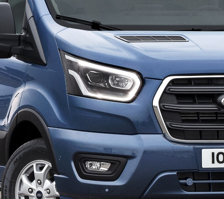 Ford Transit Microbuz - 5 - undefined